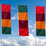 Great Looking Colored Flags